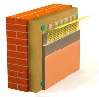 Тизол для оштукатуренных фасадов