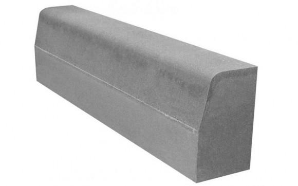 Камни железобетонные бортовые