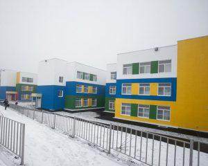 Детский сад №10 по ул. Народной стройки, д. 13, г. Первоуральск