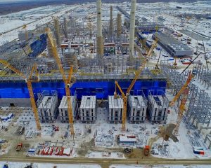 Западно-Сибирский нефтехимический завод г. Тобольск
