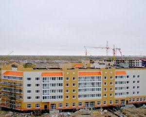 5-этажный 3-подъездный жилой дом г. Новый Уренгой