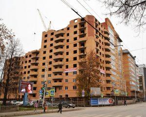 13-этажный жилой дом по ул. Островского, 30, г. Пермь