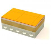 Тизол для пола с бетонной стяжкой