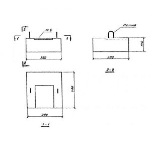 Опорные подушки СПО 4-4