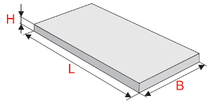 Плиты плоские для междуэтажных перекрытий зданий и сооружений (ППЖ)