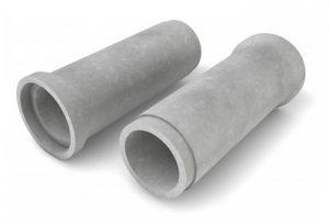 Размеры железобетонных труб