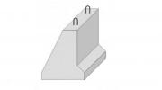 Блоки стенки прямоугольной водопропускной трубы